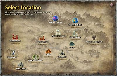 Vindictus World Map - Episode 8 Part 2
