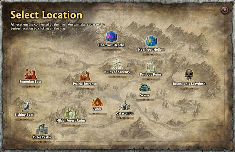Update vindictus world map episode 8 part 2 vindictus world map episode 8 part 2 freerunsca Choice Image