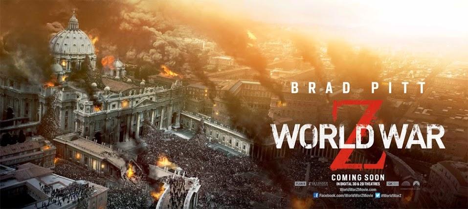 Рим - Война миров Z