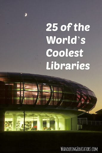 25 of the World's Coolest Libraries