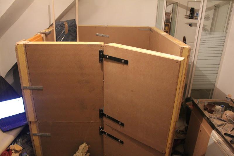construction d 39 une cabine acoustique enregistrement home