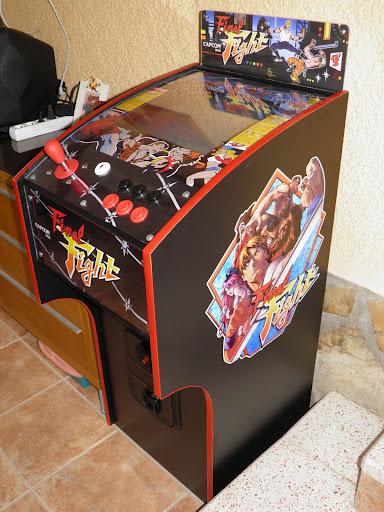 ¡Hagamos una máquina arcade en 7 días!