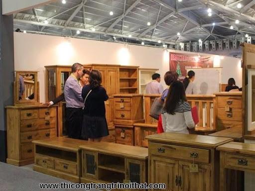 Doanh nghiệp ván gỗ ghép Việt Nam mở rộng thị trường xuất khẩu - Đồ gỗ nội thất-3