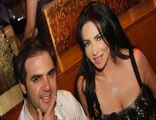 صور عيد ميلاد زوجة الفنان وائل جسار