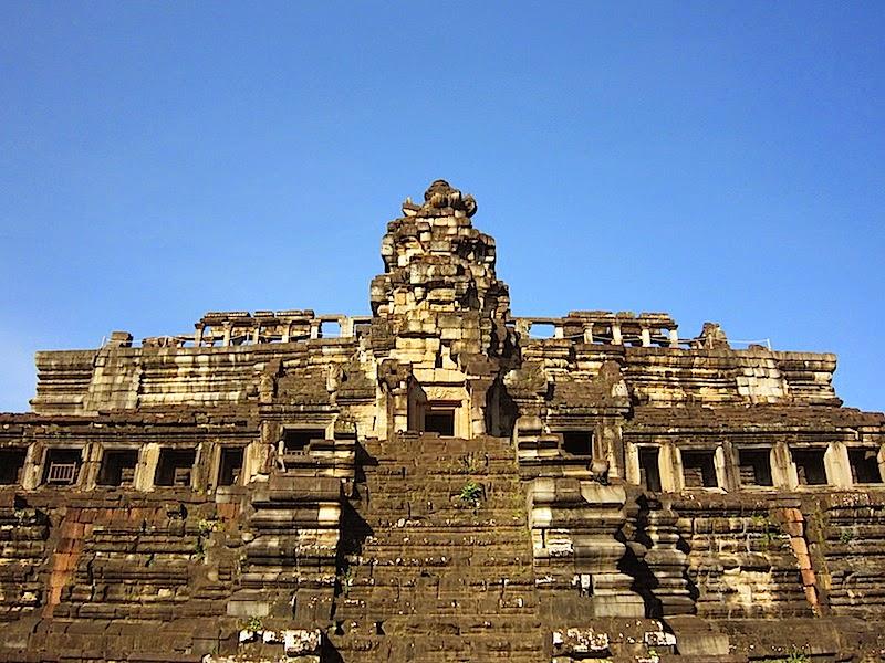 royal palace at Angkor Thom