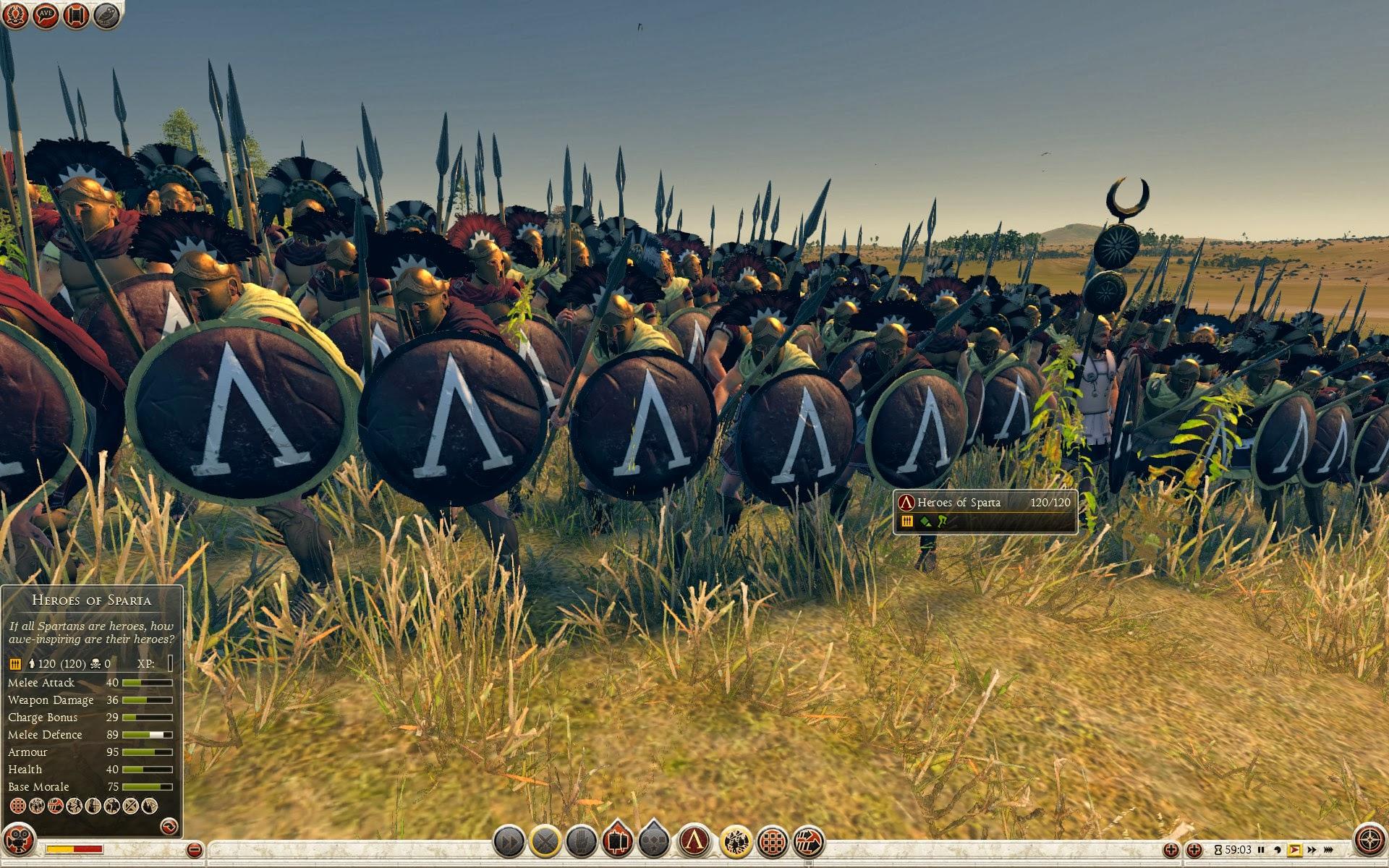 Heroes of Sparta