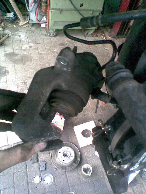Citroen C4 Picasso Bremsbeläge Bremsklötze Bremsen für hinten die Hinterachse