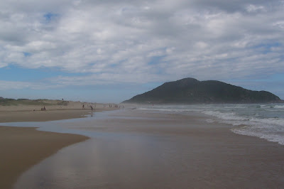 Destinos turisticos en Brasil, Florianopolis, Lugares del mundo, Lugares Sorprendentes, Playa Santinho,