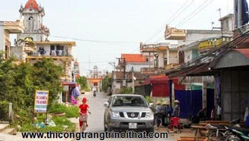 Những ngôi làng đại gia nức tiếng ở Việt Nam - thi công nội thất-4
