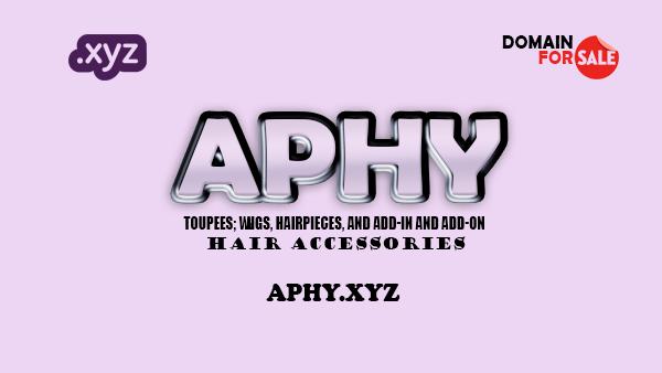APHY.xyz