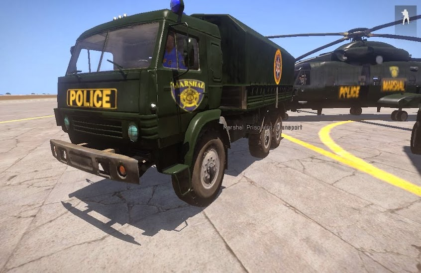 Max_Cops and Robbers MOD - Page 3 - ARMA 3 - ADDONS & MODS: COMPLETE