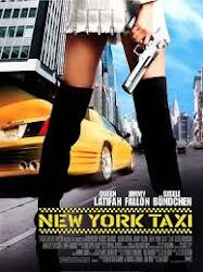 New York Taxi - Taxi kiểu mỹ