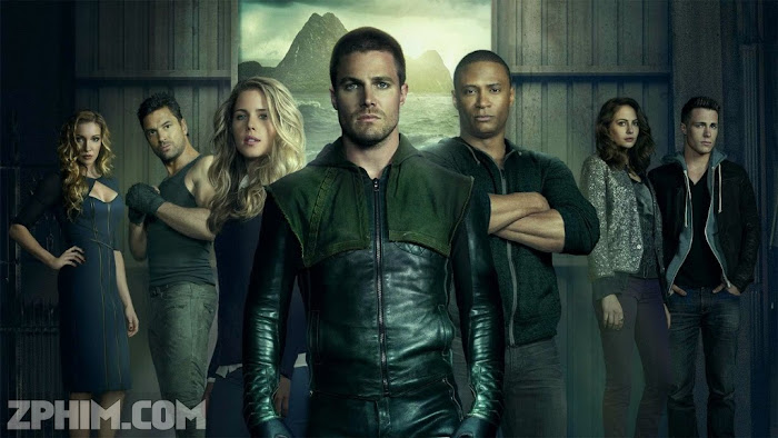 Ảnh trong phim Mũi Tên Xanh 2 - Arrow Season 2 1