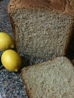 Pão Doce de Limão, no receitasMFP.com
