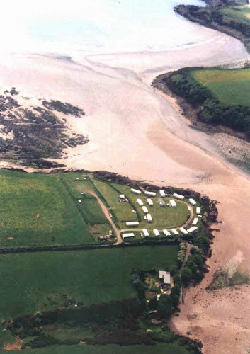 Sandy Haven Camping park at Sandy Haven Camping park