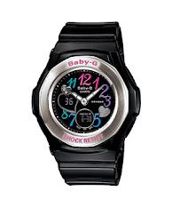 Jam Tangan Wanita Warna Pink  Casio Baby G : BGA-230SC-4B