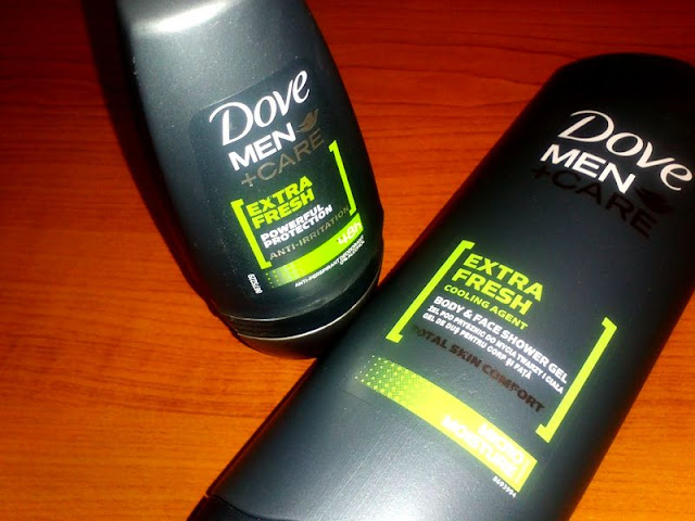 Dove Men +Care