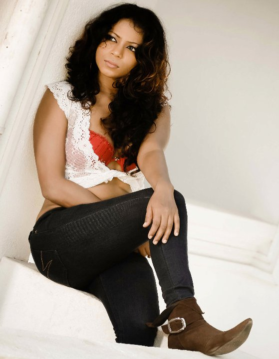 Sri Lankan Actress photo