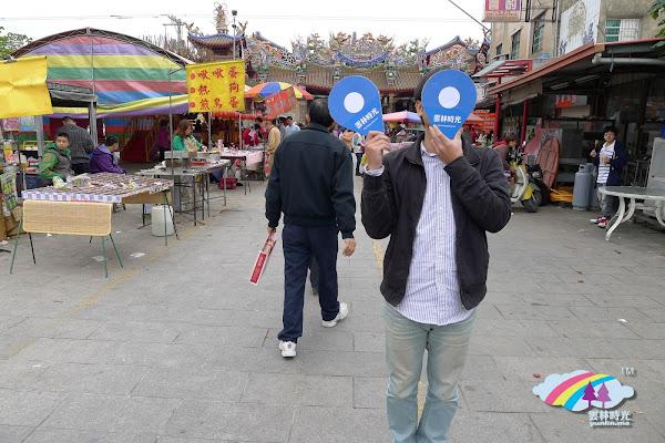 新春打卡之旅(2) -西螺廣福宮 迎春小市集