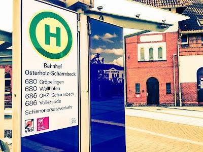 Busbahnhof Osterholz-Scharmbeck