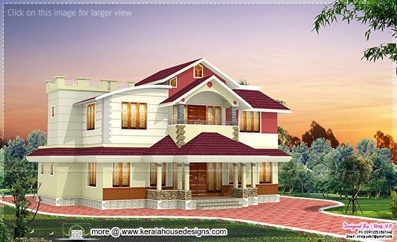 Elevation Design 2
