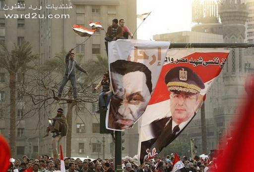 ثوره مصر البوم صور ضخم جدا