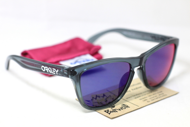 clear frame oakley sunglasses ix4o  Oakley Frogskins is available with Oakley prescription lenses +200   -Crystal