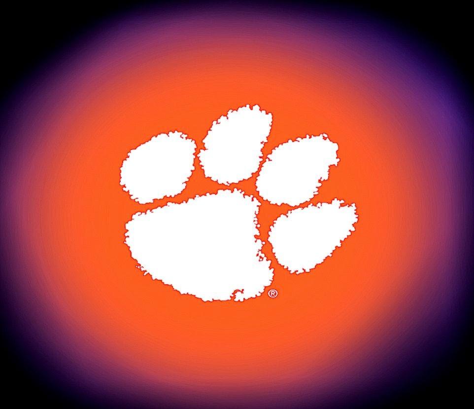 Clemson University  Solid Orange