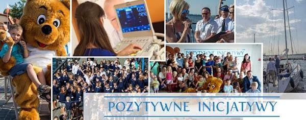 Pozytywne Inicjatywy - Facebook cover photo