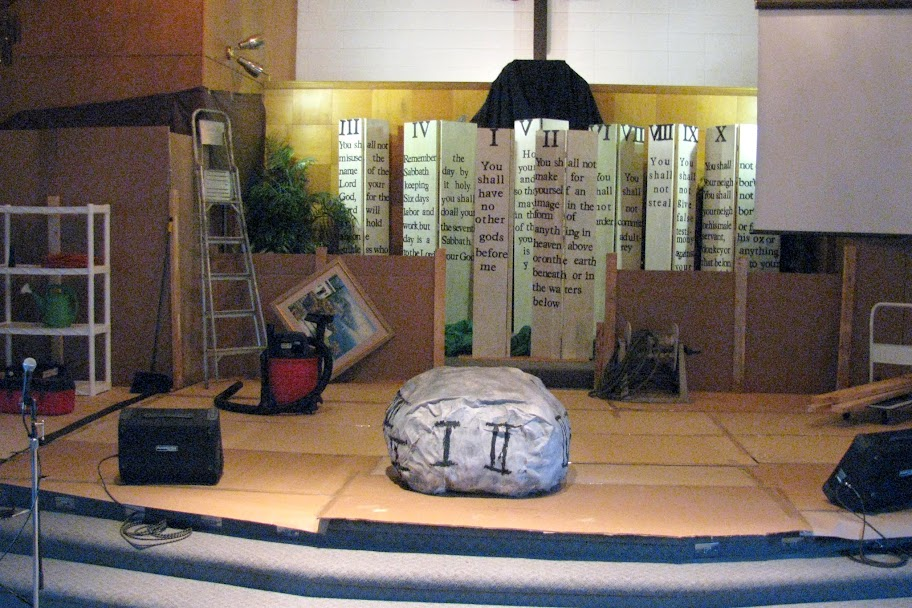 VBS Stage