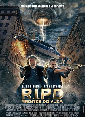 Download - R.I.P.D. Agentes do Além HDRip AVI + RMVB Legendado ( 2013 )