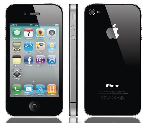 Apple iPhone 4S màu đen, trắng quốc tế bản 32G