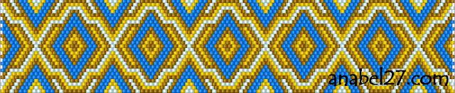 схема бисер мозаика