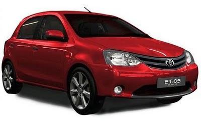 Mobil Murah Toyota Etios Liva