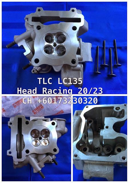 Head Racing Lc135 Tlc Lc135 Head Racing 20/23