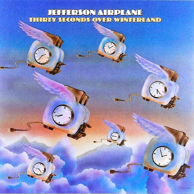 Jefferson Airplane ~ 1973 ~ Thirty Seconds Over Winterland