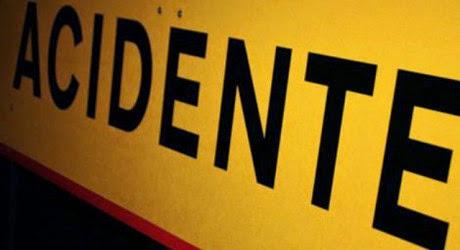 5 feridos ligeiros em acidente de viação entre Régua-Lamego