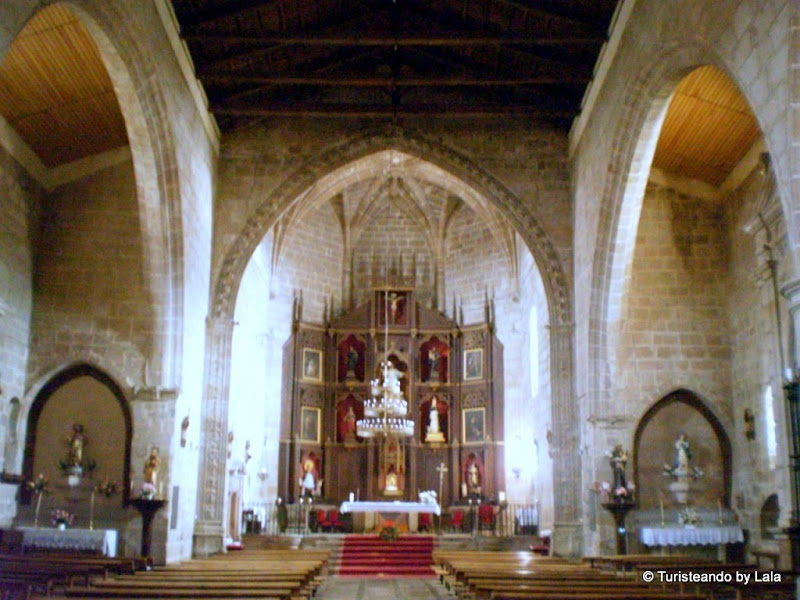 Iglesia parroquial de Nuestra Señora entre Dos Álamos