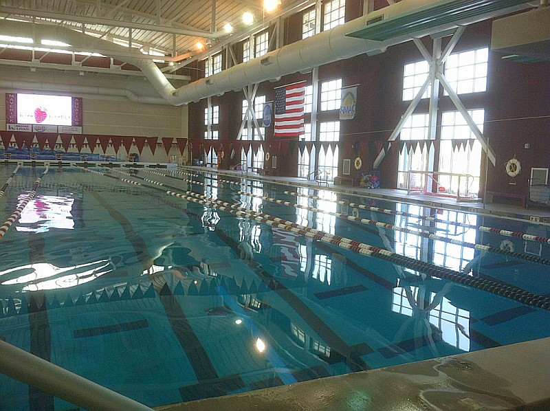 Cmu True 39 Olympic Sized 39 Pool And Pump Room