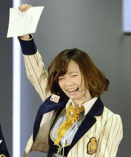 島崎遥香(ぱるる)応援ページ さんの写真 ドラフト会議