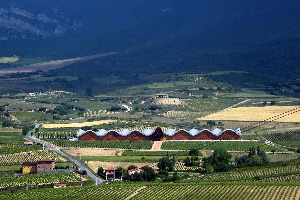 Rioja Alavesa. Bodega Ysios