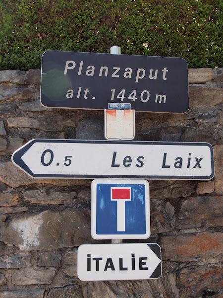 au col du Petit Saint Bernard... P6020318