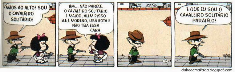 Clube da Mafalda: Tirinha 565