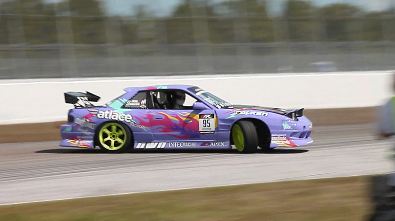 Walker Wilkerson Reverse Entry Drift Custom Pinoy Rides