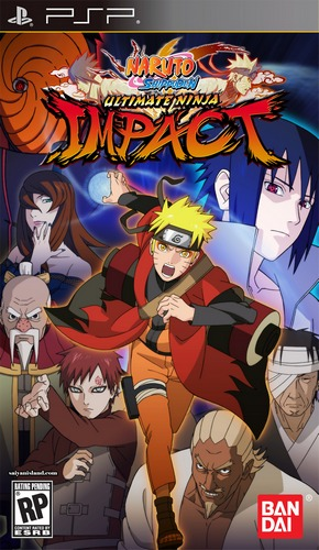 Naruto Shippuden - Ultimate Ninja Impact (US) ISO PSP download !!