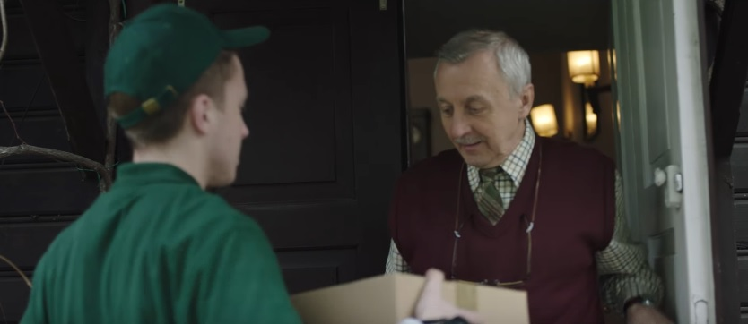 Allegro: This Polish Christmas Ad About a Man Learning English is One of the Season's Sweetest