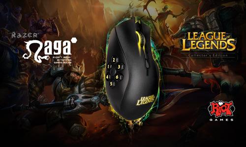 Naga Hex có phiên bản cho League of Legends 1