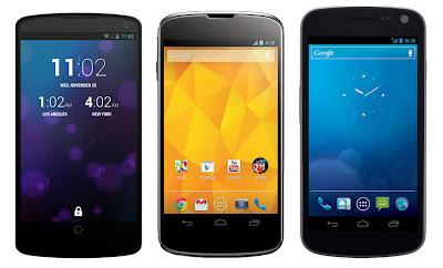 Nexus5 Rendering Image