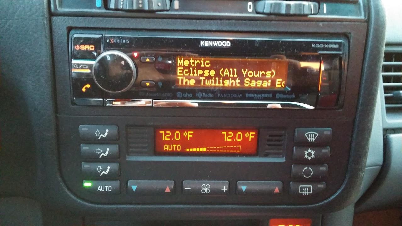 E36 Audio Upgrade