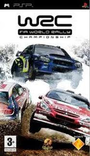 World Rally Championship   PSP